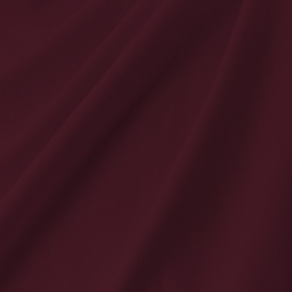Bedsheets Solid Collection 100% Combed Cotton[880 threads] : S.Single/Queen - WIne