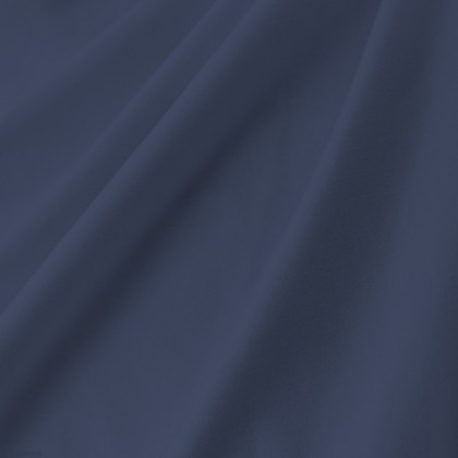 Bedsheets Solid Collection 100% Combed Cotton[880 threads] : S.Single/Queen - Night Shadow