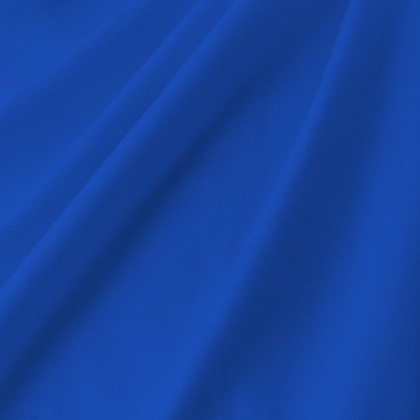 New Solid Collection 100% Combed Cotton Bedsheet Set (880TC) - Royal Blue