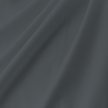 New Solid Collection 100% Combed Cotton Bedsheet Set (880TC) - Electric Grey