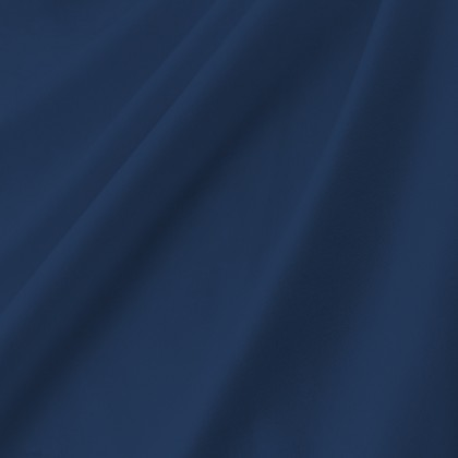New Solid Collection 100% Combed Cotton Bedsheet Set (880TC) - Navy